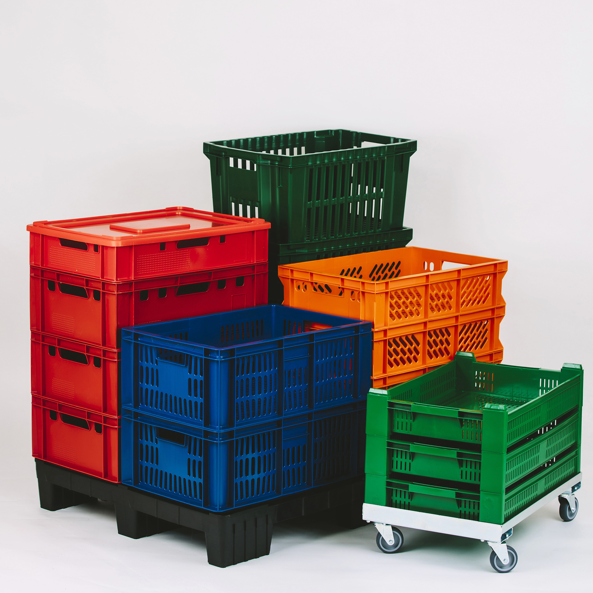 The Main Company Products Are Plastic Boxes Pallets And Containers Pallets Are Usual European Standard Sized Plastic Boxes Have Different Sizes And